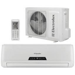 Split Electrolux Ecoturbo 7500btus. Economico e muito eficiente! ar-condicionado