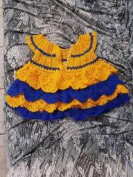Vestidos de crochê a partir de R$ 50