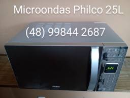 MICROONDAS PHILCO ESPELHADO 25L - NORTE DA ILHA - NORTE DA ILHA