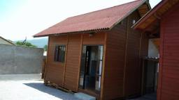 Alugo casa mobiliada em cond fechado!!