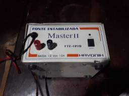 Fonte Estabilizada Master II Fte-1210