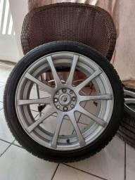 Rodas Aro 18 GTR
