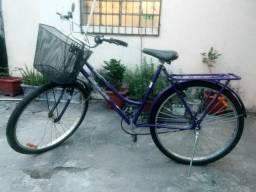 Bicleta monark aro 26 semi nova