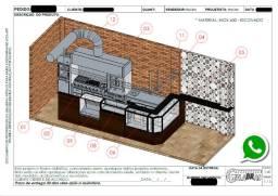 Projetista Cozinha Industrial