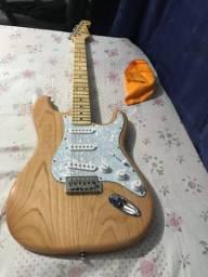 Guitarra Sx american swamp ash nova
