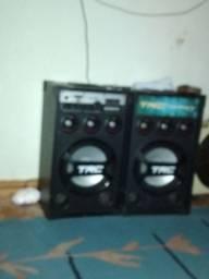 Caixa amplificadora TRC 400w
