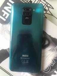 Xiomi Note 9 128gb ZERADO C/ AIRPODS ORIGINAL