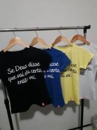 Blusas t-shirt