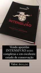 Apostilas Intensivão 2020 (MEDGRUPO/MEDCURSO)