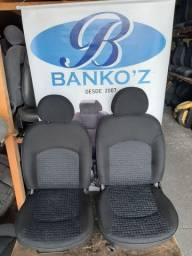 Par de banco do Peugeot 206/207