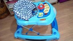 Andador Burigoto musical 2 funções (andador e tbem balança)