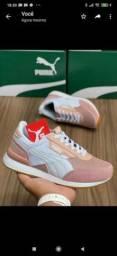 Vendo tênis puma e outros modelos ( 120 com entrega  )