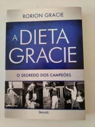 Livro dieta Gracie  - Rorion Gracie