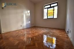Apartamento com 3 dormitórios para alugar, 100 m² por R$ 1.255,00/mês - Centro - Juiz de F