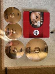 Kit Sabian B8 Pro Performance Set