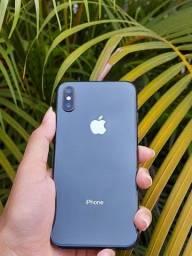 iPhone x semi novo sem arranhões. 256G bateria 94