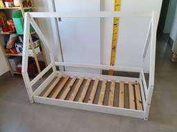 Mini cama Casinha
