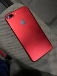 iPhone 7 Plus Red, 128gb, 15 DIAS DE USO