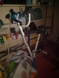 Bike de ginástica  para exercícios