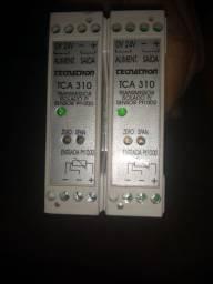 Condicionado e tranamisor de sinal isolado