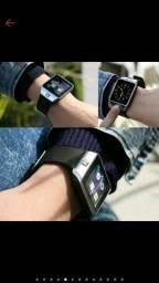 Título do anúncio: RelógioSmartWatch DZ09 Com Cartão SIM / Bluetooth / Câmera Para Celulares (novo )