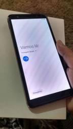 Samsung Galaxy A7 2018 64GB Cobre Funcionando perfeitamente