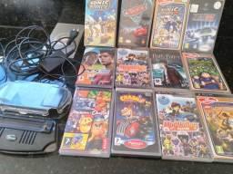 Vendo jogos de PSP