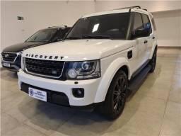 Land rover Discovery 4 3.0 hse 4x4 v6 36v turbo diesel 4p automático