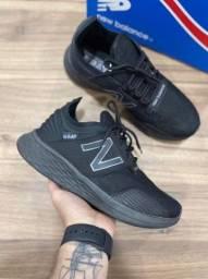 Título do anúncio: Tênis New Balance Black