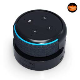 Base bateria portátil para Amazon Echo Dot 3ª geração