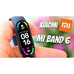 "Xiaomi Mi Band 6 Smart Bracelet 1.56"" AMOLED."