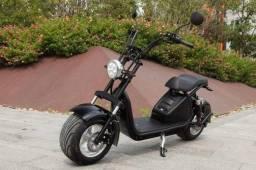 Scooter Elétrica Moto Bike 2000w 21a 55km/h