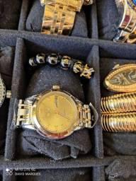 Para o dia das mães lindos relógios