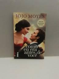 Livro Como Eu Era Antes de Você, Jojo Moyes