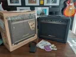 Amplificador de guitarra onel OCG200