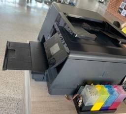 Multifuncional HP Officejet Pro 8610 Wireless - Impressora, Copiadora, Scanner e Fax