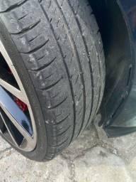 Vendo 4 pneus 20 meia vida