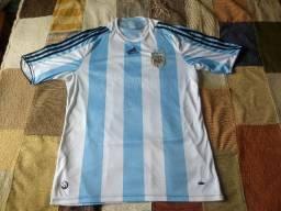 Camisa Seleção da Argentina Adidas 2008