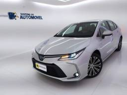 Título do anúncio: Corolla Altis Hybrid Premium 2020 c/teto