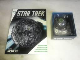Star Trek - Edição 10 - Borg Sphere (Eaglemoss)