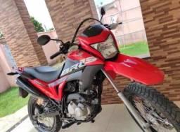 Moto NXR (entrada + Parcelas )