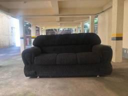 Sofá usado, 2 e 3 lugares