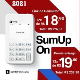 SumUp ON - Seu negócio sempre conectado, com 3G grátis e WiFi