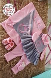 Saída de maternidade - Últimas peças