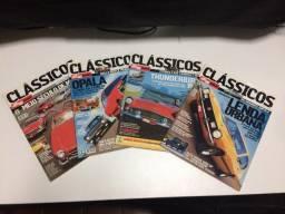 Revista Quatro Rodas Classicos