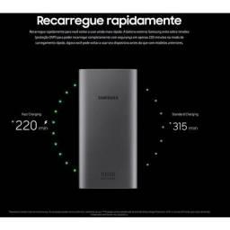 Carregador Portátil Samsung Carga Rápida 10000mah Original