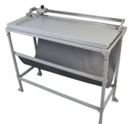 Refiladora Duplo Eixo 106 cm Profisional EX com mesa para corte de projetos.