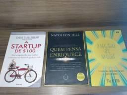Livros Desenvolvimento pessoal