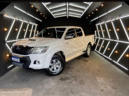 Toyota Hilux SRV 2013 (VENDO OU TROCO)