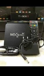 MXQpro 5g 4k entrega domiciliar